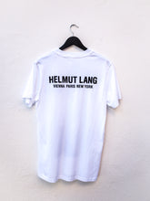 Load image into Gallery viewer, Helmut Lang Eagle Boy Tee White