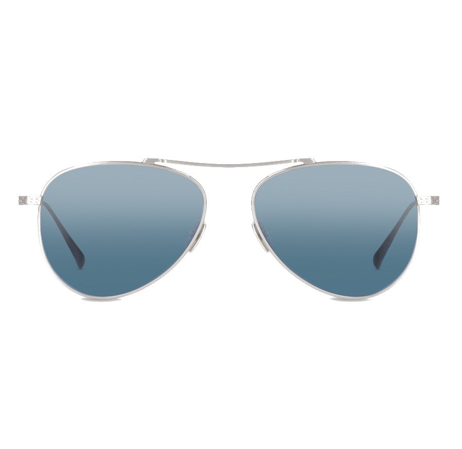 ML4006 ICHI Antique Platinum / Blue Mirror