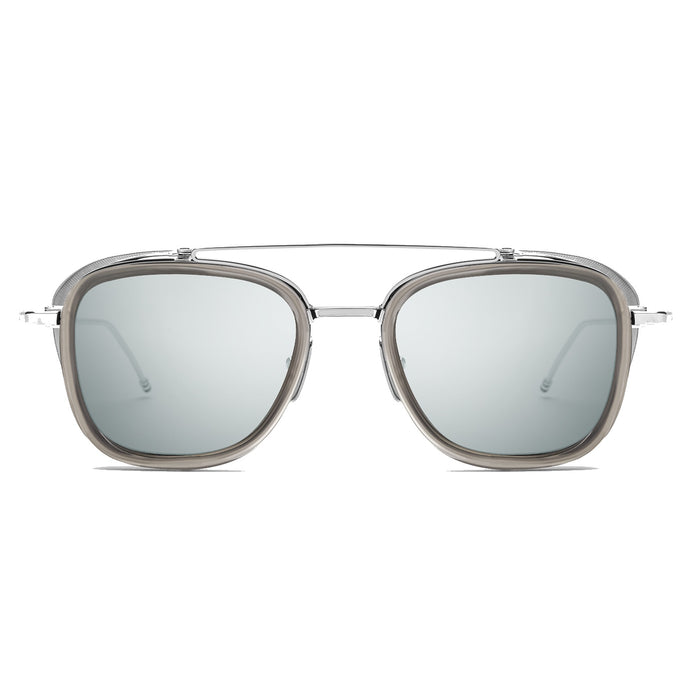 TB-808B GREY SILVER SUNGLASSES
