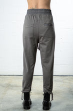 Load image into Gallery viewer, Thom Krom WST211 Tie Ankle Trouser Sand