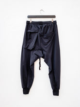 Load image into Gallery viewer, Thom Krom MST139 Trouser Black