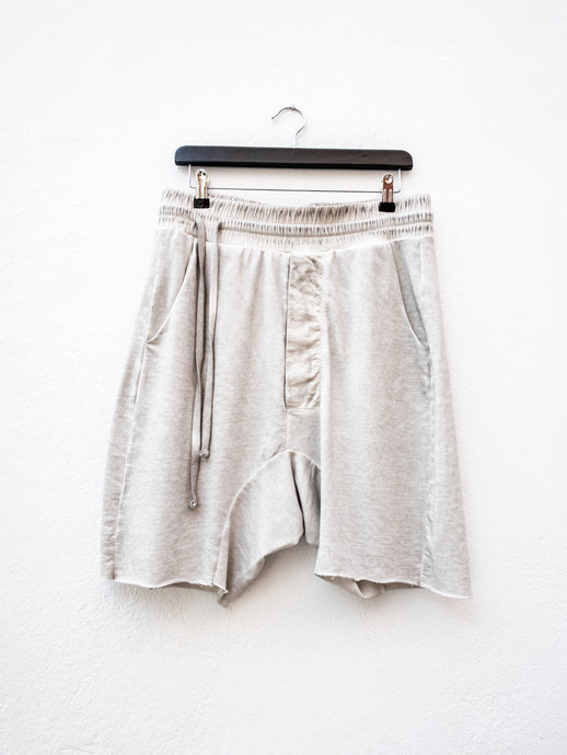 Thom Krom MST169 Shorts Off White Oil