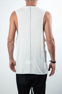 Thom Krom MTS469 Tank Off White
