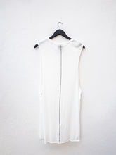 Load image into Gallery viewer, Thom Krom MTS469 Tank Off White