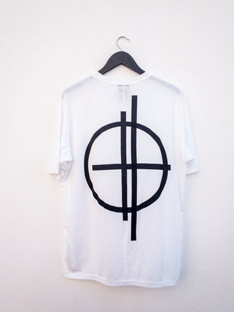 Thom Krom MTS523 Elements Tee White