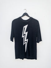 Load image into Gallery viewer, Thom Krom WTS388 Lightning Tee