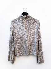 Load image into Gallery viewer, Zadig et Voltaire L/S Sequins