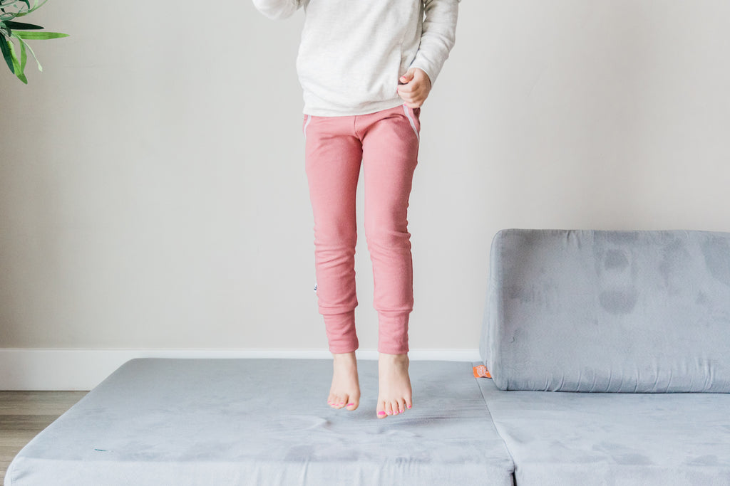 Slant Pocket Skinnies