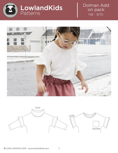 Dolman Add on Pack - Lowland Kids