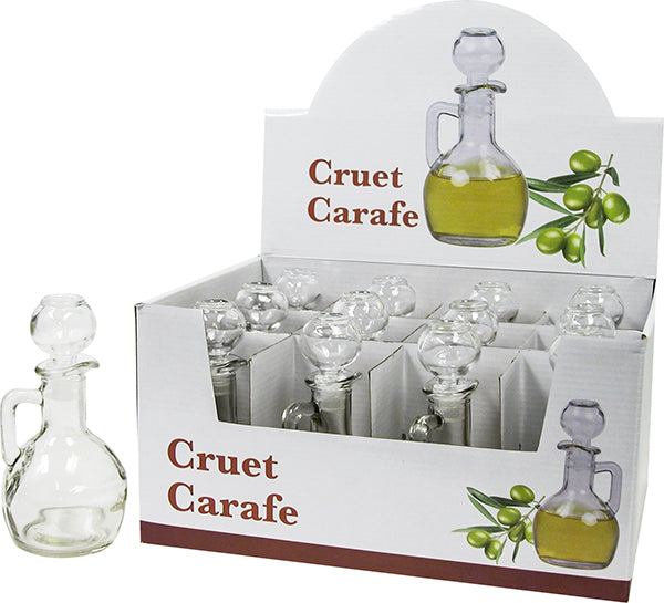 Cruet With Stopper 170 ml - BayShoomar