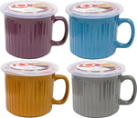 Mug Soup 20 oz with vent lid - BayShoomar