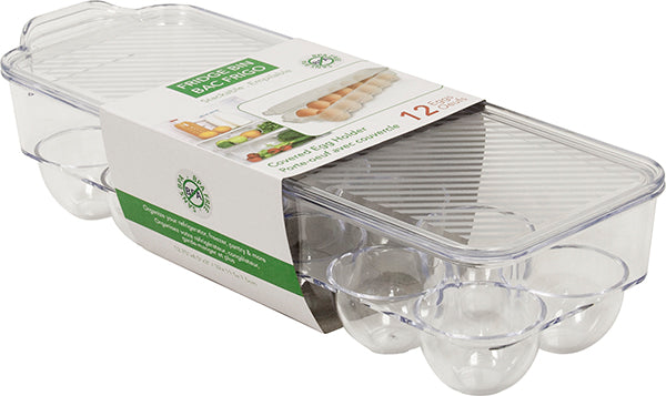 Egg Holder 12 cup with cover - BayShoomar