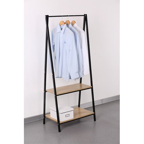 Garment Rack (Metal & Wood) - BayShoomar