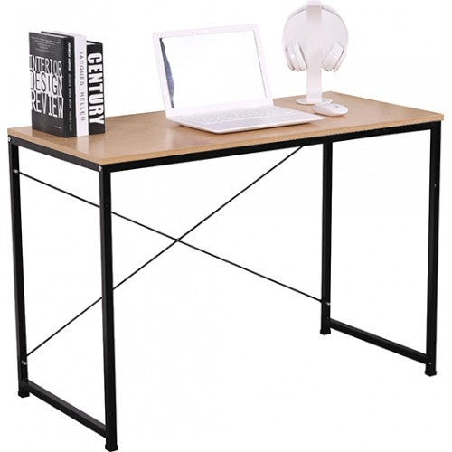 Desk | Computer Table With Metal Frame - BayShoomar