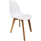 Dining Chairs [Black | White] - BayShoomar