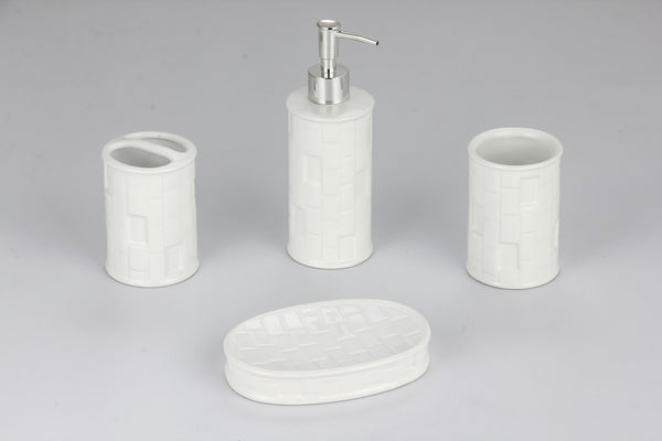 Ceramic Mosaic Soap Dispenser - BayShoomar