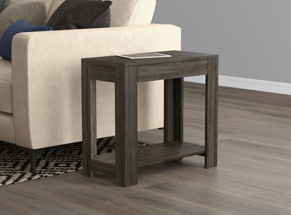 Accent Table with 1 Drawer & 1 Shelf