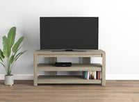 Tv-Stand-42L-Dark-Taupe-2-Open-Concept-Shelves