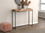 Console Table | Sunken Tray
