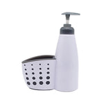 Soap Pump Dispenser | Sponge Caddy | Plastic