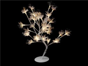 LED Tree 0.46 Meters (18 inches) Fibre Flower Tree