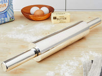 Rolling Pin Stainless Steel