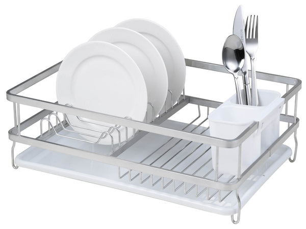 Dish Rack Aluminium with board - BayShoomar