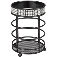 Utensil Holder [Black | Chrome] - BayShoomar