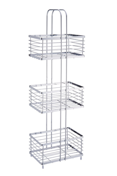 3 Tier Vertical Standing Organizer | Bathroom | Kitchen | Spa
