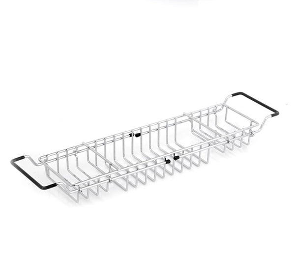 Bathtub Organizer Extendable Chrome