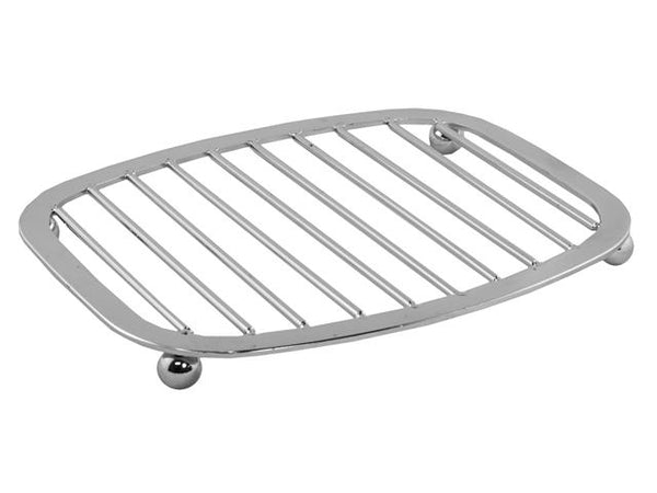 Trivet Flat Metal Rectangular