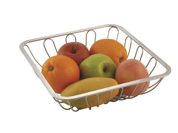Fruit Wire Basket Square