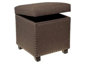 Majestic Ottoman with Storage - BayShoomar