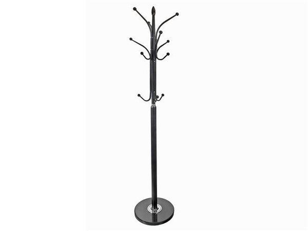 Metal Coat Hanger with Marble Base - BayShoomar