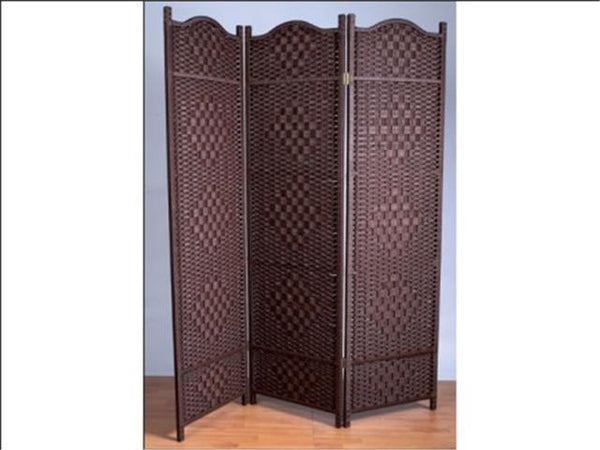 Room Divider Bamboo Victorian 3 Panel - BayShoomar