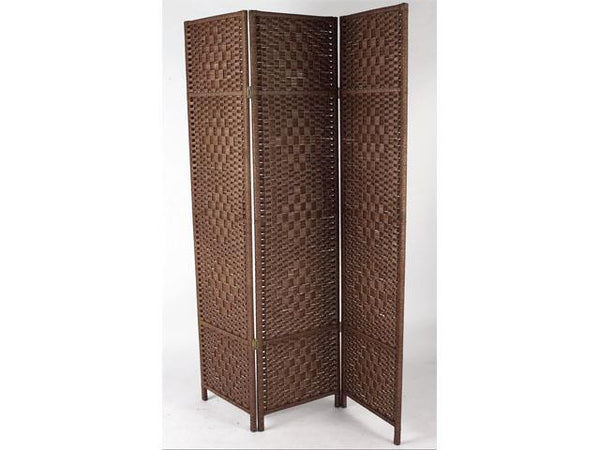 Room Divider Bamboo Contemporary 3 Panel - BayShoomar
