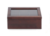 Wooden Tea Box 6 Section - BayShoomar