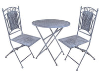 Patio Dining Set Outdoor 3 pcs set - BayShoomar