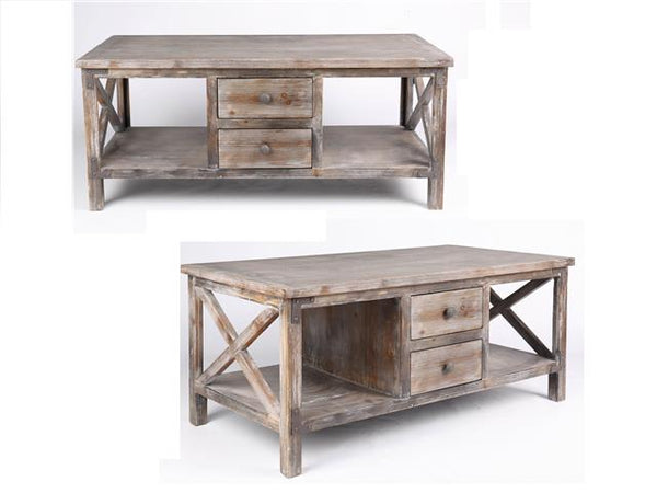 Coffee Table with 2 drawers - BayShoomar