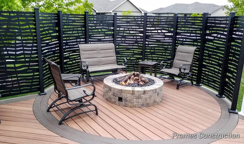 Private Deck Design