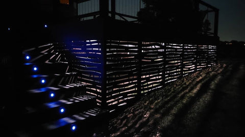 Deck Skirting Underglow