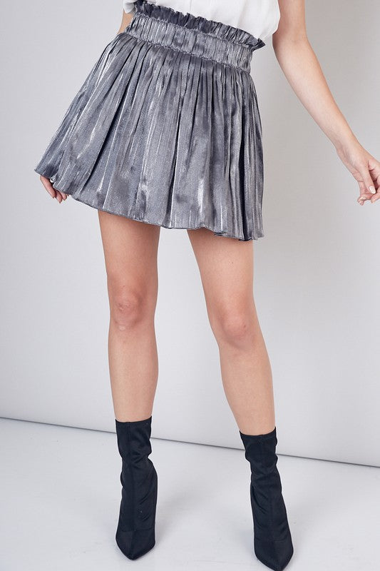 HEAVY METAL SKIRT