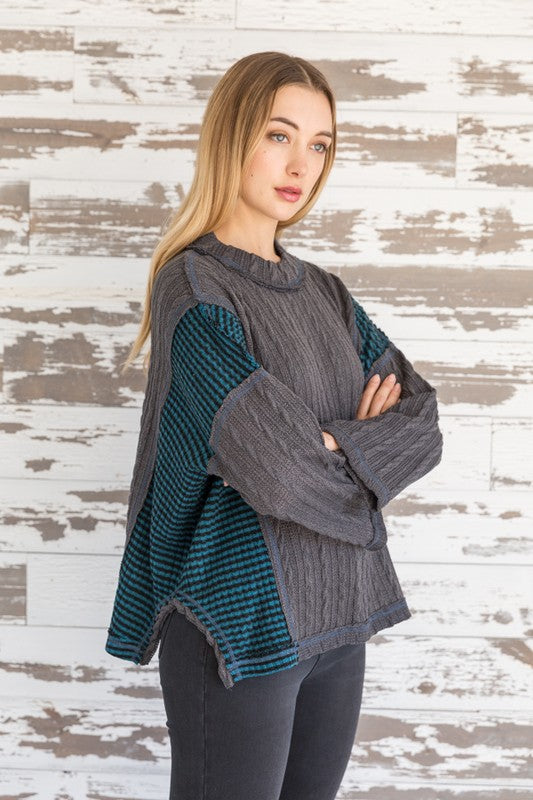 EASY STITCH SWEATER