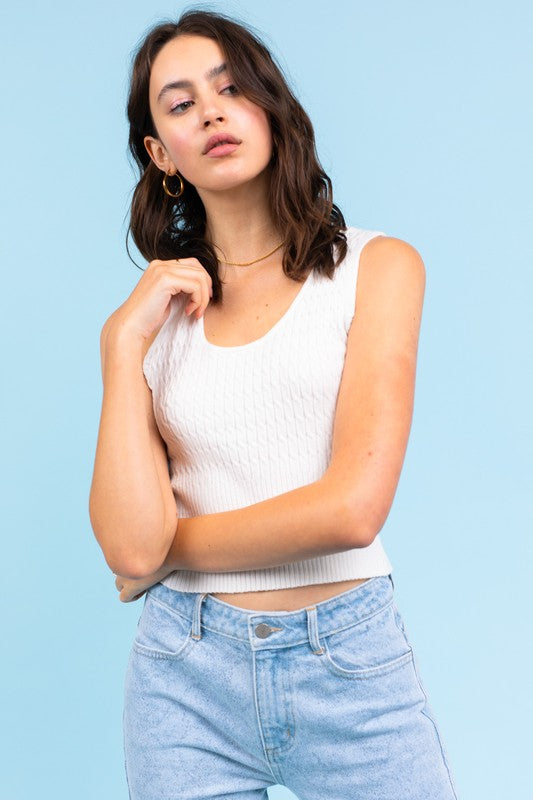 CABLE TO LOVE TOP