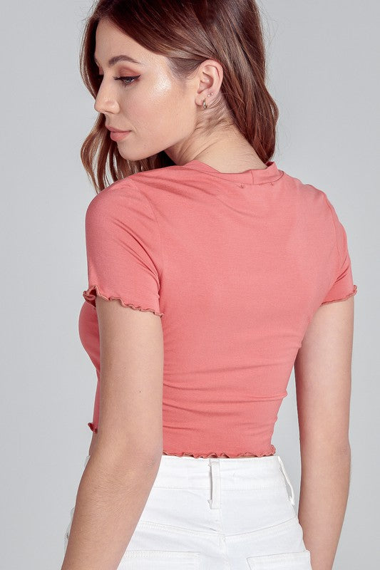 MAKE IT STRAPPY CROP TOP