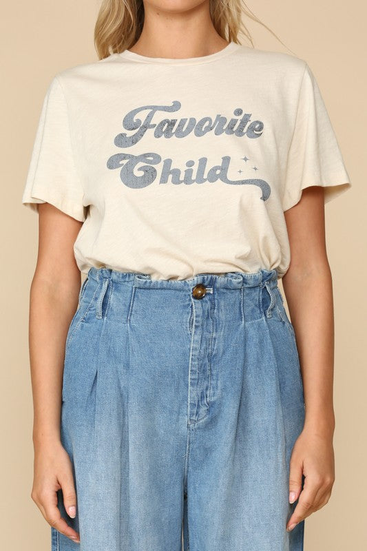 FAVORITE CHILD TEE