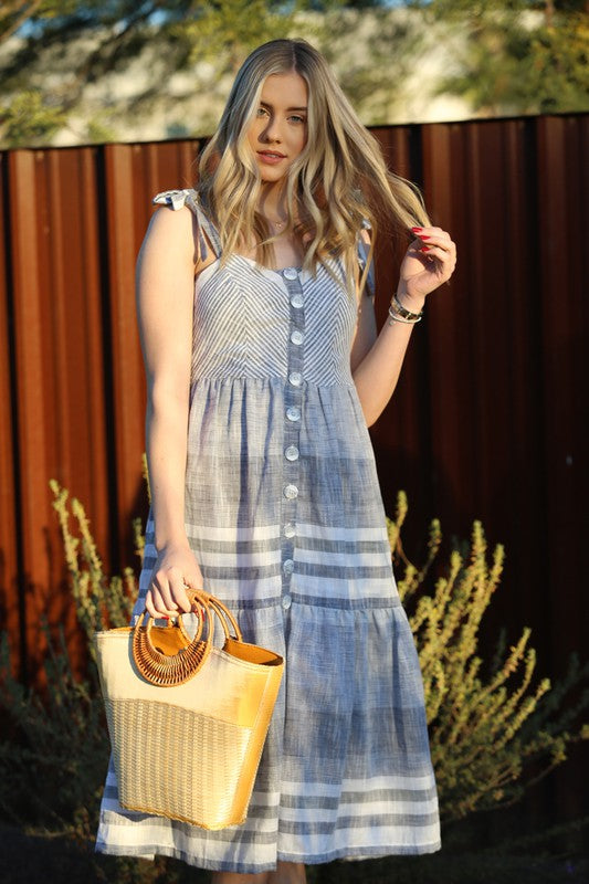 GET STRIPE TO IT DRESS