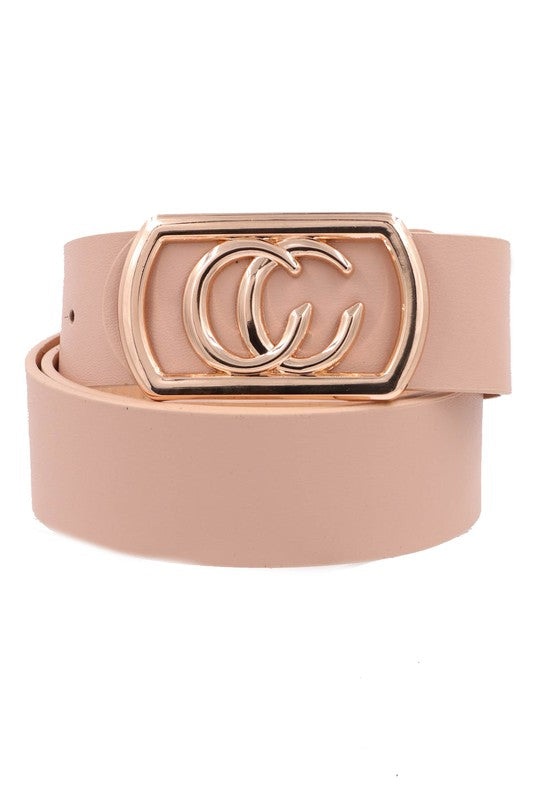 CC SQUARE BELT