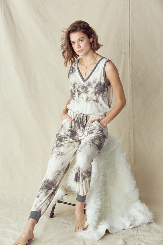 BE HIPPY JUMPSUIT