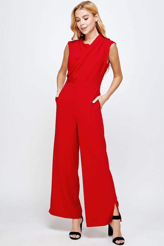 CHERRY BOMB JUMPSUIT